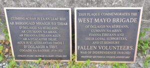Commemorative Bronze Plaques