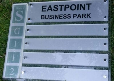 Business Directory & Wayfinding Signs