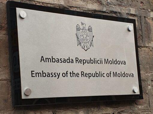 Embassy Signage